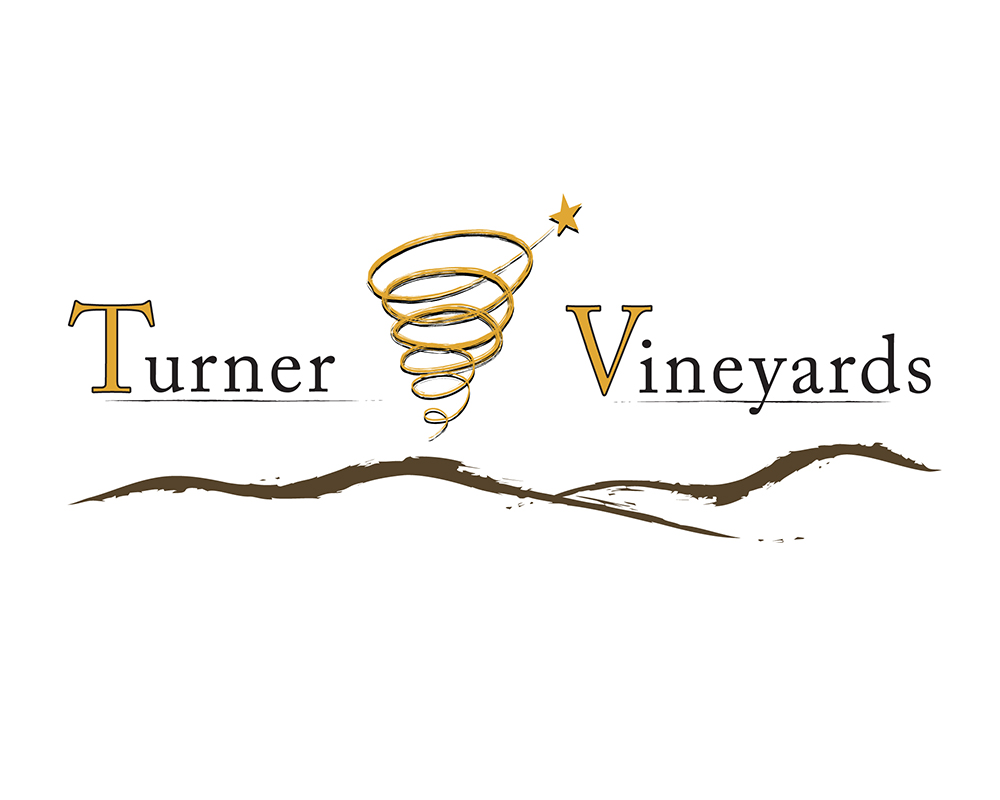 Turner Vineyards Branding